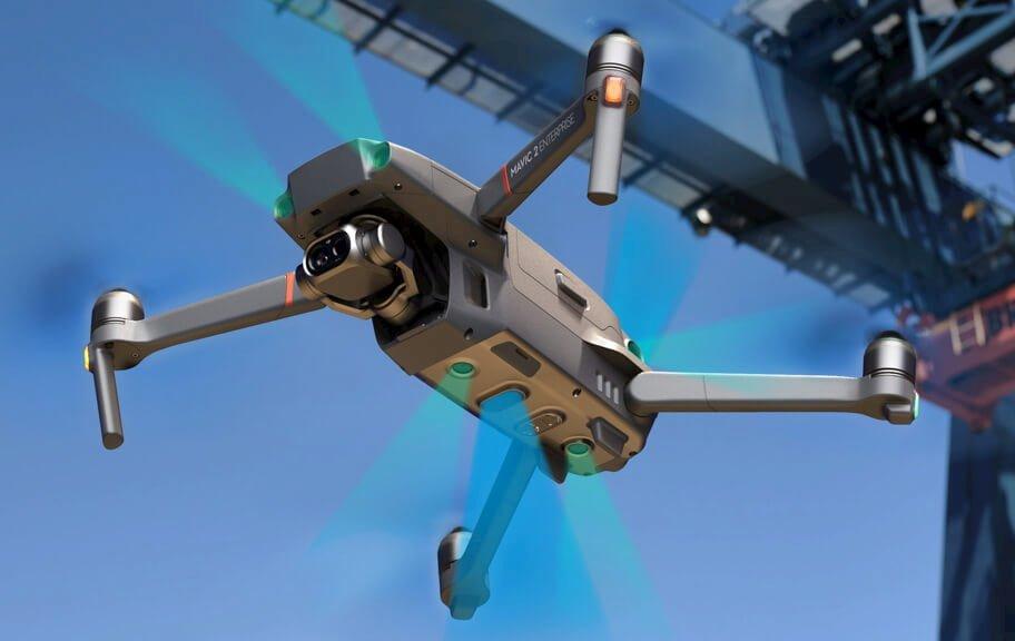 Квадрокоптер mavic 2 enterprise dual, что это и как применяется