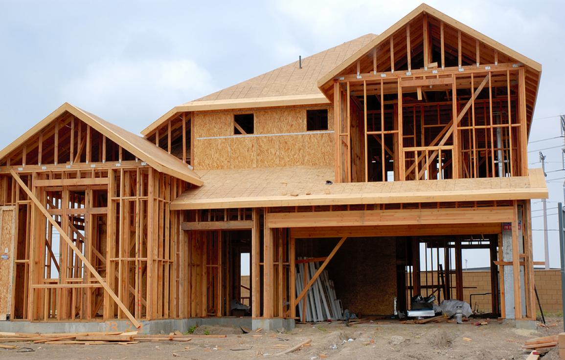 Выбор формы недвижимости для жилья, каркасный дом
