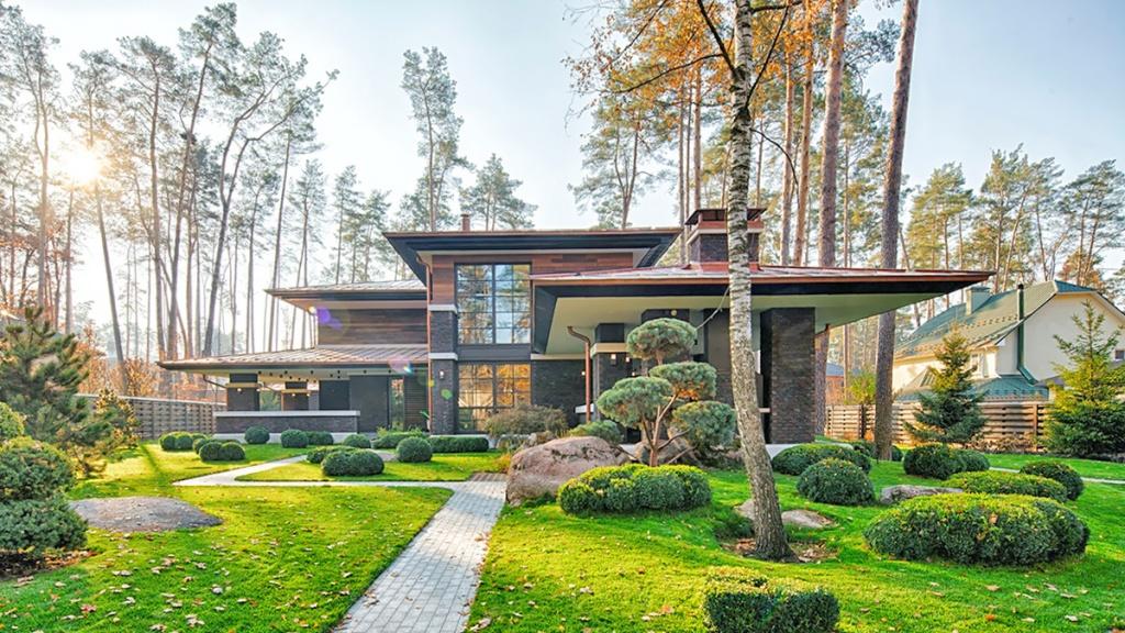 Как выбрать участок для возведения частного дома?